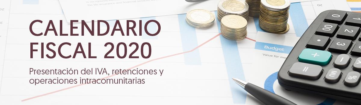 Calendario Fiscal 2020